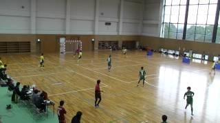 関東大学フットサルリーグ2部C 最終節 2014年12月14日(日) 13:10KO @...