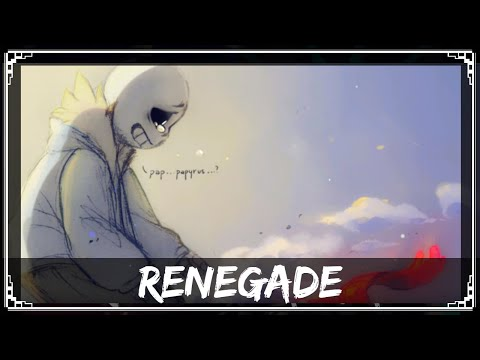 [Undertale Original] SharaX - Renegade (Sans, Papyrus & SharaX's Vocals)