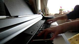 キスの流星/ノースリーブス - ピアノ耳コピ