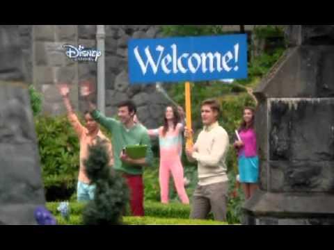 Utódok promo 2.-Disney Channel Hungary