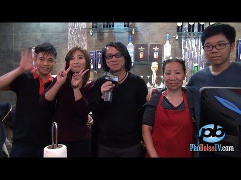 Đến khu người Việt ở Washington DC, thăm đài NVR và nhà hàng Kobe House