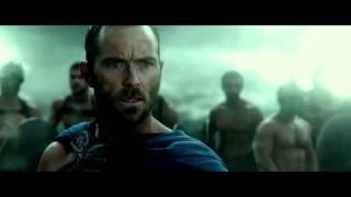«300 спартанцев 2»  Первый бой на море.Круговой строй.Тактика Фемистокла