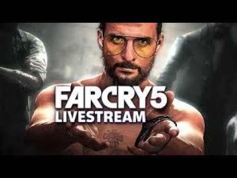 Far Cry 5 Live Stream! Special New Update And New Monsters