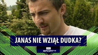 """Archiwum: jak Paweł Janas pominął Jerzego Dudka. """"Myślałem, że to żart"""""""