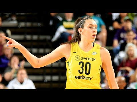Breanna Stewart Game 1 Highlights
