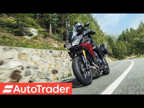 Yamaha Tracer 900GT bike review