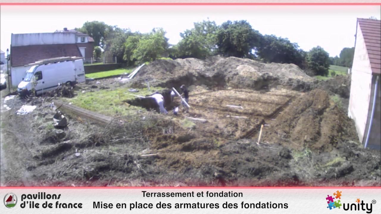 Chapitre 1  Construction Du0027une Maison  Terrassement Et Fondation