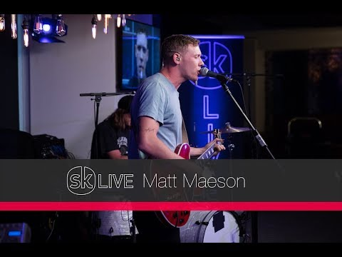 Matt Maeson - Put It On Me [Songkick Live]