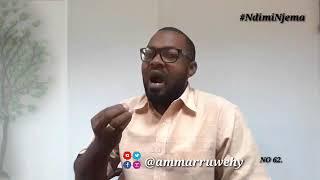 NO.62 USIJIPE SIMANZI KWA WASOKUPENDA NA WANAOCHUKIA MAFANIKIO YAKO #NdimiNjema