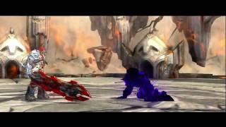 Darksiders - War vs. Dark War