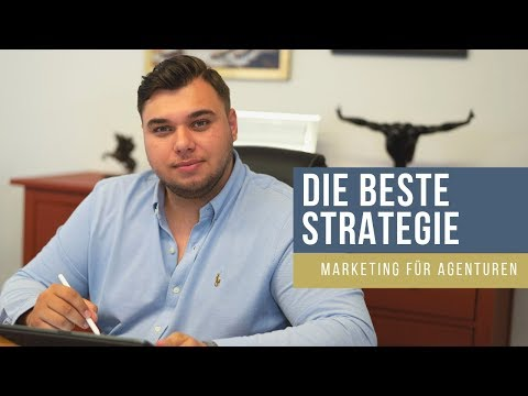 Die Marketing-Strategie Um Kunden Für Agenturen Magisch Anzuziehen [kein Guru Erzählt Dir Das]