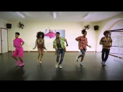 Time Que Sonha (dance clip)