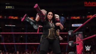 Asuka vs. Nia Jax | WWE RAW: March 5, 2018