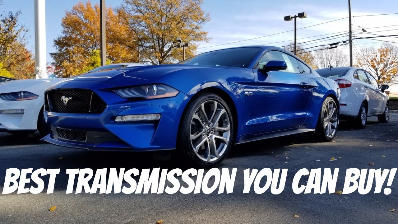 2018 Mustang GT 10 speed Automatic Review