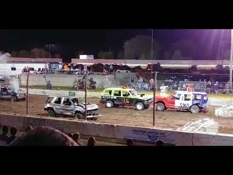 Dodge County WI Fairgrounds demos 6 pm