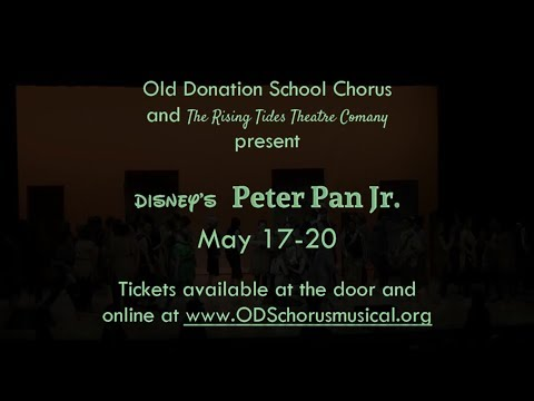 Peter Pan at Old Donation School