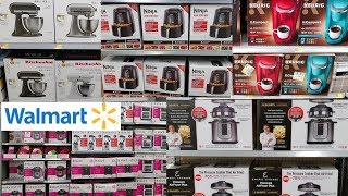 Walmart Appliances Walk Through 2019 Early Black Friday Shop With Me