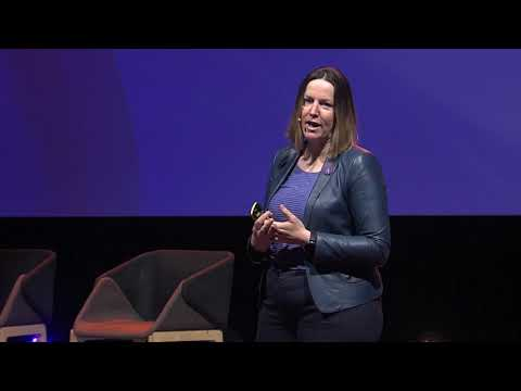 Kirsty Roth - Machine Learning in Banking | SingularityU Exponential Finance South Africa Summit