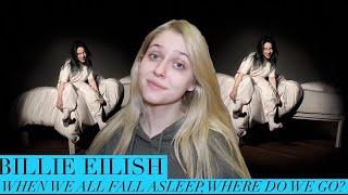 Baixar Billie Eilish - WHEN WE ALL FALL ASLEEP, WHERE DO WE GO?   Обзор альбома (album review)