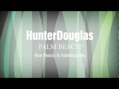 Palm Beach™ Polysatin Shutters - Hunter Douglas
