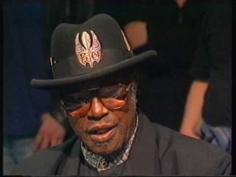 Bo Diddley on 'Later With Jools Holland', 1996: part 2