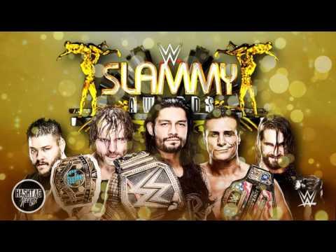 2015: WWE Slammy Awards Official Theme Song -