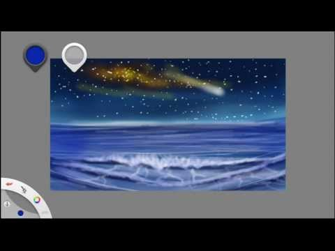 AUTODESK SKETCHBOOK EXPRESS (speed Paint)