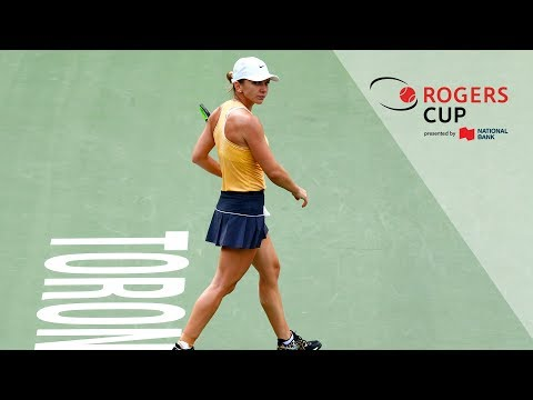 Highlights: Rogers Cup 2019 - Hottest Shots From The Early Rounds In Toronto