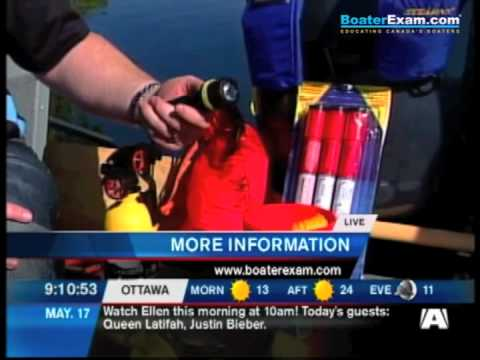 Boating Safety Week - Mandatory Equipment