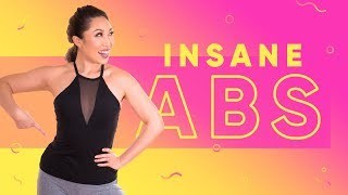 INSANE Abs & Obliques Workout | At Home No Equipment Core & Muffintop Exercises