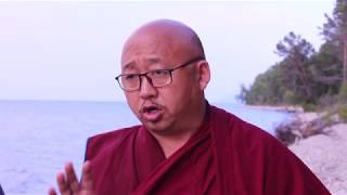 Interview with Honorable Tekchen Tulku