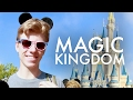 DISNEYWORLD: MAGIC KINGDOM : FINAL DAY IN ORLANDO : RV Full-time w/9 kids