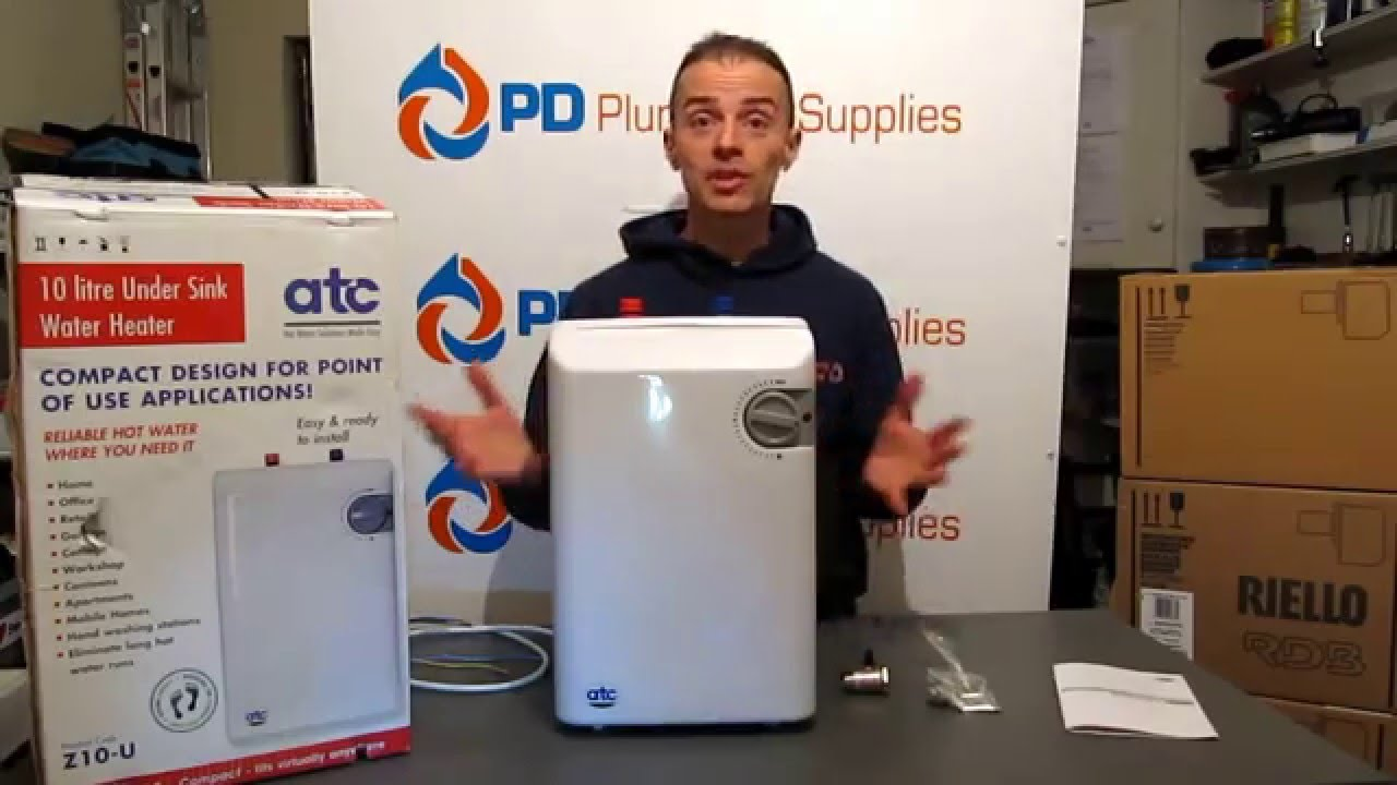 The ATC Undersink Water Heater YouTube