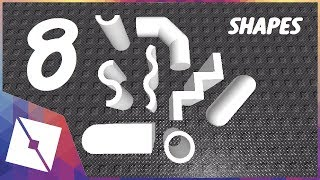 ROBLOX Tutorial | 8 Kinds of Shapes That Will Really Help You!