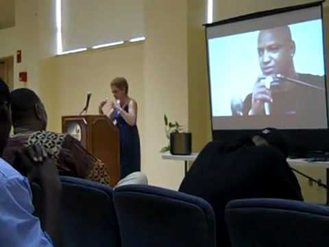 Kathleen Cleaver on Geronimo Ji Jaga