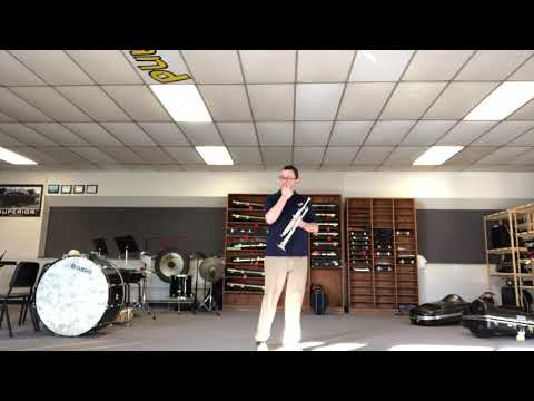 Matt Frost MTV backbore review    Bach 3C trumpet mouthpiece