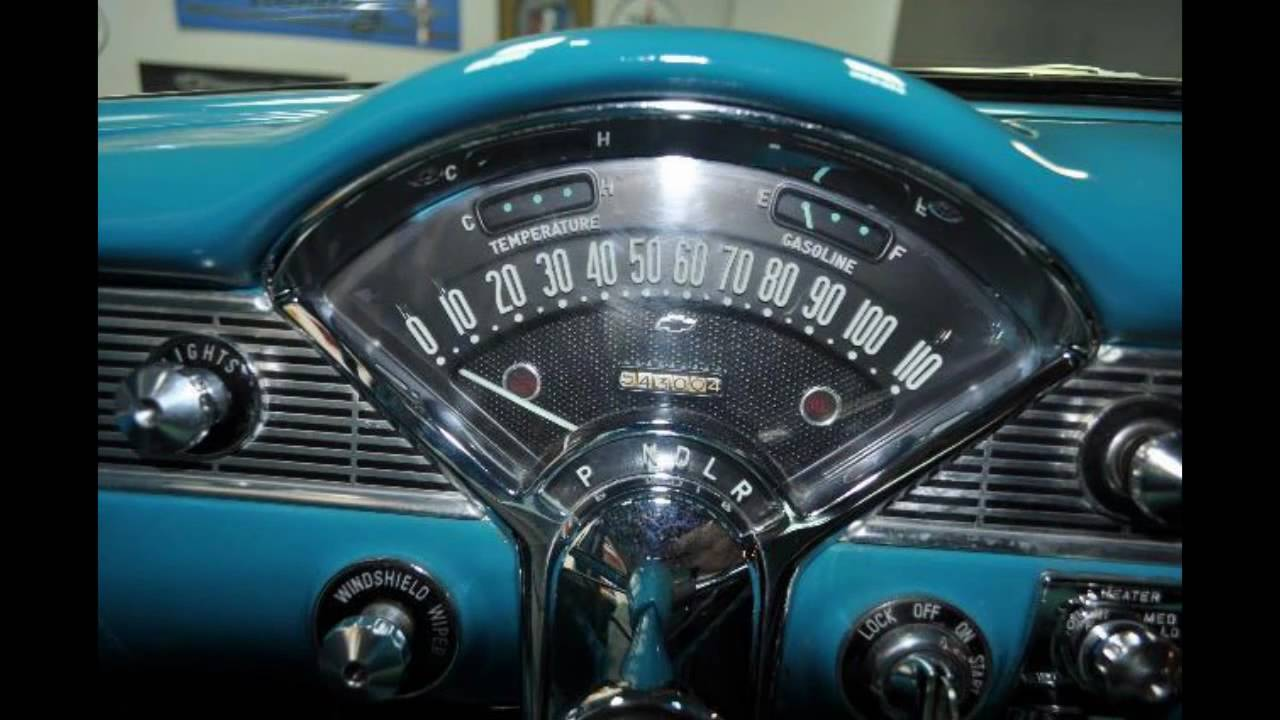 1956 Chevy Bel Air 4 Door Sedan Classic Muscle Car for Sale in MI ...