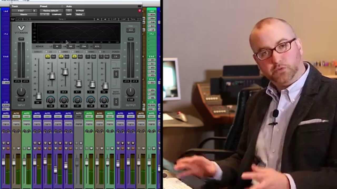KVR: Vitamin by Waves - Sonic Enhancer VST Plugin, Audio Units