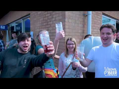 Yeovil Beer Festival 2018 Round Up Video