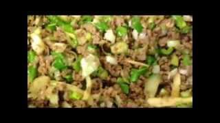 How to make Hare Masale Keema