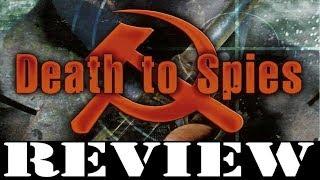 PC GAME REVIEW: Death To Spies