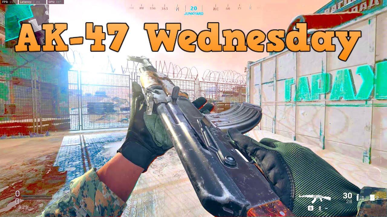 AK-47 Wednesday