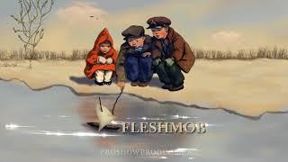 Fleshmob - Весна идет-Весне дорогу. Первые 2 слайда