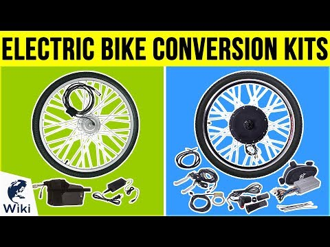 8 Best Electric Bike Conversion Kits 2019