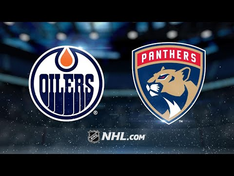 McDavid leads Oilers to 4-2 win against Panthers