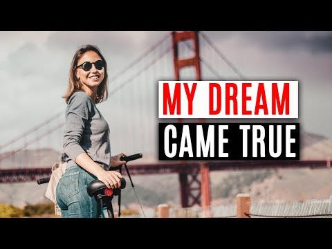 Our Bike Tour Across The Golden Gate Bridge. USA Travel Vlog. Trip To San Francisco.