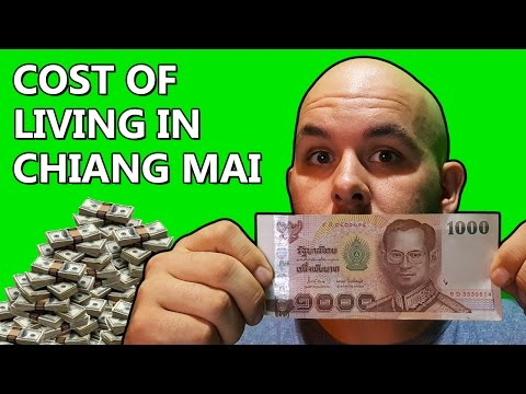 Cost of Living in Chiang Mai - Living Cheap in Thailand
