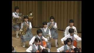 "Japanese Jr. High School Orchestra Club - Dvořák Symphony No.9 ""From the New World"" Op.95 - 1"