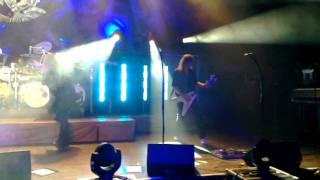HELLOWEEN - Walls of Jericho/Ride The Sky, Budapest, 2010.11.28.