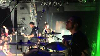 Rob Rolfe - Enter Shikari - Sssnakepit (Drum Cam) Chicago, IL 4/11 (The MindSweep tour)